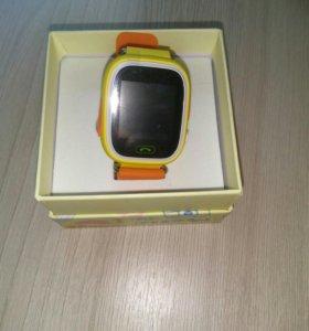 Часы для детей с GPS трекером Smart Baby Watch Q90