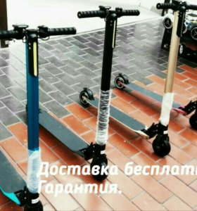 Электросамокат Jack Hot / Electric Scooter!
