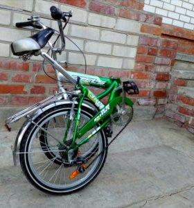 Велосипед (Stels pilot)