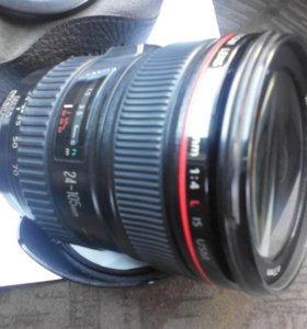Canon 24-105 L 4 is