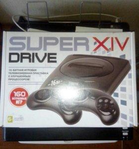 Sega Super Drive 14 (160 игр)