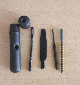 Прибор для чистки оружия