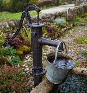 абиссинский колодец мини скважина на воду