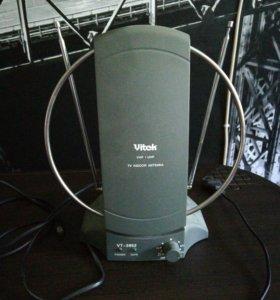 ТВ антенна с электроусилителем