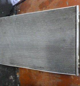 Радиатор для Hyundai Santa Fe 2012-2016