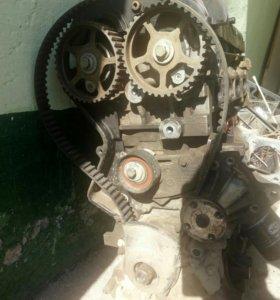 Мотор от форд фокус 2,объём 1.6 или головку отдель