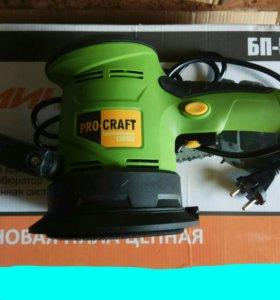 Эксцентриковая шлифовальная машина ProCraft EX850