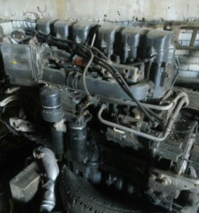 Двигатель Рено Магнум 440