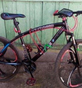 Велосипед бмв