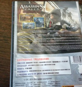 Assasin's Creed Syndicate на PC