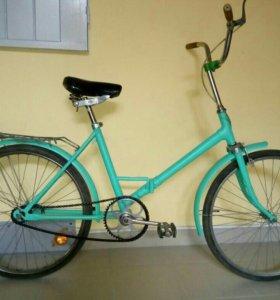 Салют велосипед СССР