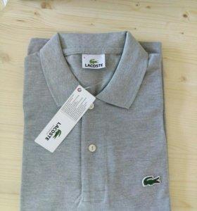 Любая новая рубашка 999 руб lacoste