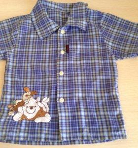 Рубашка Дисней 6мес-1 год
