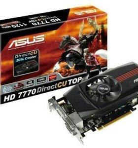 ASUS Radeon HD 7770 1020Mhz PCI-E 3.0 1024Mb 4600M