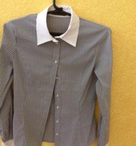 Блузки на девочку 140-152