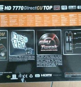 Видеокарта hd 7770