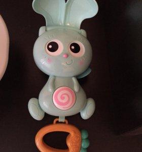 Интерактивная игрушка-игровая панель бани