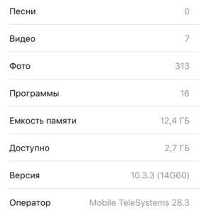 iPhone 5s продажа обмен