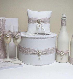 Изготовление сувениров , свадебных наборов