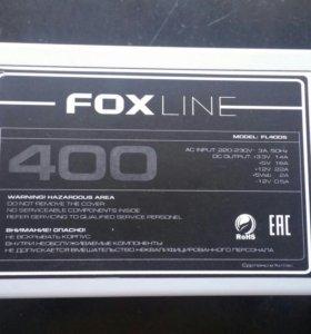 Блок питания FOXLINE 400вт ATX