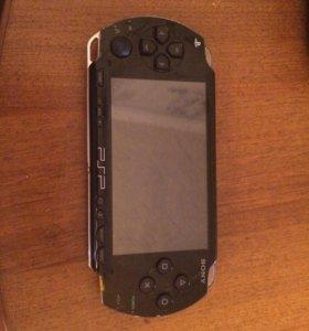 Продам игровую консоль PSP sony