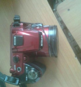 Фотоаппарат nikon. Coolpix l120.