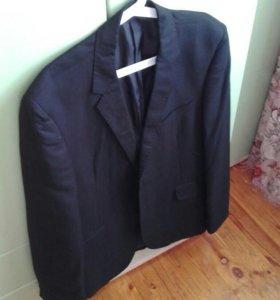 Привезён из Италии ,оригинал,пиджак SELECTED/HOMME
