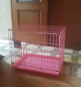 Клетка для животных .