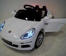 Детский электромобиль Порш белый Е001ЕЕ
