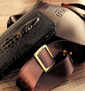 Комплект сумка Polo и портмоне Alligator