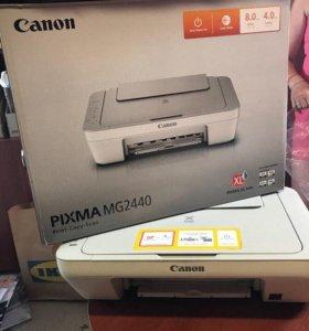 МФУ Canon MG2440