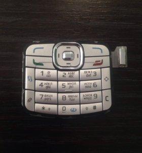 Клавиатура Nokia n70