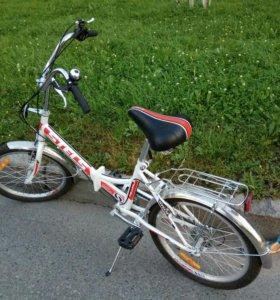 Велосипед Stels Pilot 450 белый