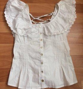 Новая лёгкая блузка