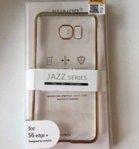 Чехол Samsung Galaxy S6 Edge plus