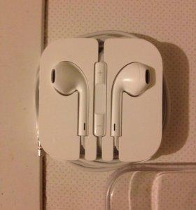 наушники Apple EarPods(Оригинал)