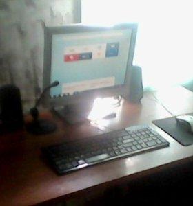 Компьютер в полной сборе