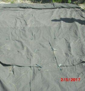 Тент брезент 3,5х10 м