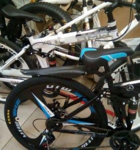 """Велосипед на литых дисках""""BMW"""""""