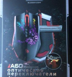 Игровая мышь A4tech Bloody A60
