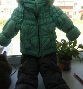 Зимнии комбинзон