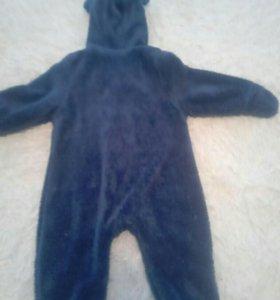 Детский плюшевый костюм