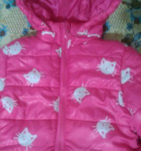 Куртка 104 размер(рост)