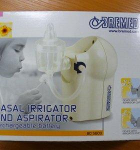 Назальный ирригатор и аспиратор BREMED BD 5600
