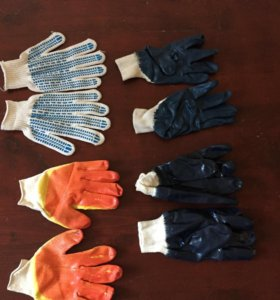 спецодежда,перчатки