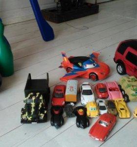 Машины, танки, тачки