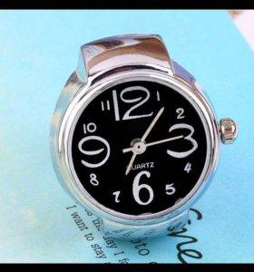 Часы кольцо