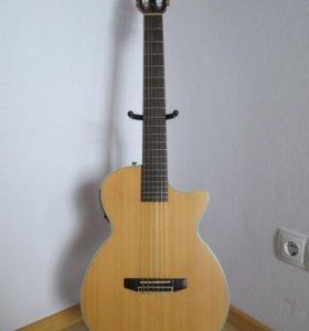 электроакустическая гитара CRAFTER CT-125C/N