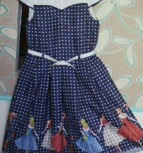 Платье новое р.128