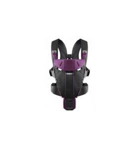 Рюкзак - кенгуру Miracle Purple, BabyBjorn